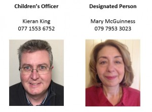 Child Protection Officers